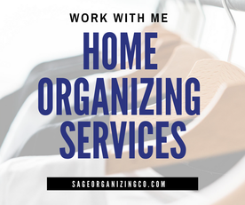 Sage organizing co professional organizing estate for Cleaning out deceased parents home